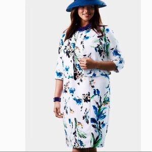 Dresses & Skirts - NWT 18W Elegant Jacketed dress